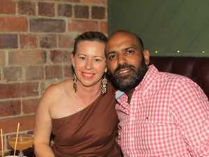 Nitelife: Melissa Taylor and Nivard Nelson at Sante