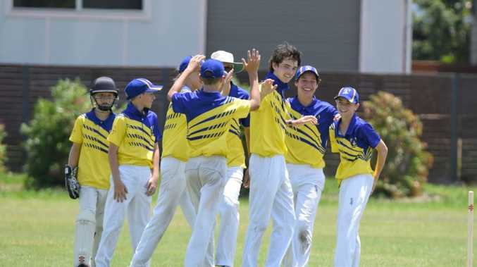 PHOTOS: Young guns fire in the heat at interdistrict finals