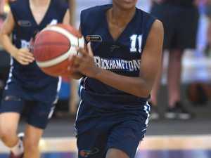 BASKETBALL CQ JUNIOR CARNIVAL U16s: Rockhampton's