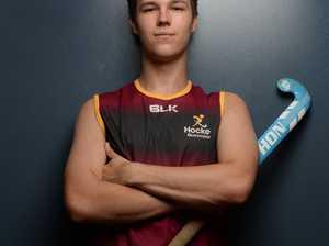 Hayden Michel has been selected in the Australian U21
