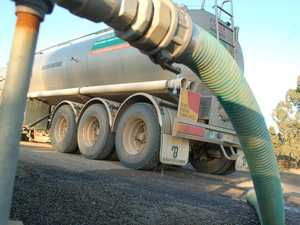 WATER WOES: Supply cut without warning