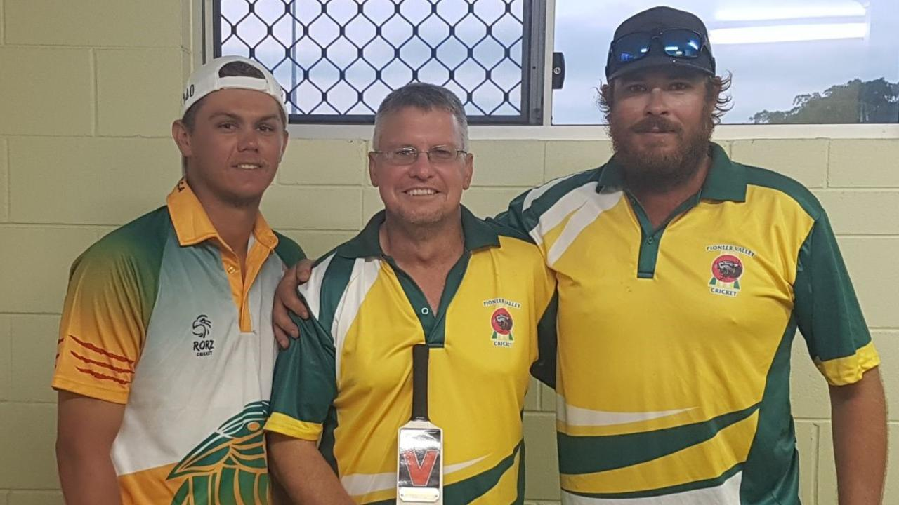 Pioneer Valley players Cody Filewood, Troy Thompson and Andrew McNichol all made milestone games this weekend during the DBCT Poole Cup Round 10 match against Souths. Filewood played his first game, McNichol played his 50th and Thompson played his 150th.