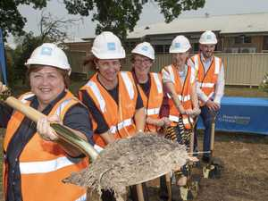 St Catherine's turns sod, new era for aged care