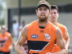 Keeffe has high hopes for big year at Giants