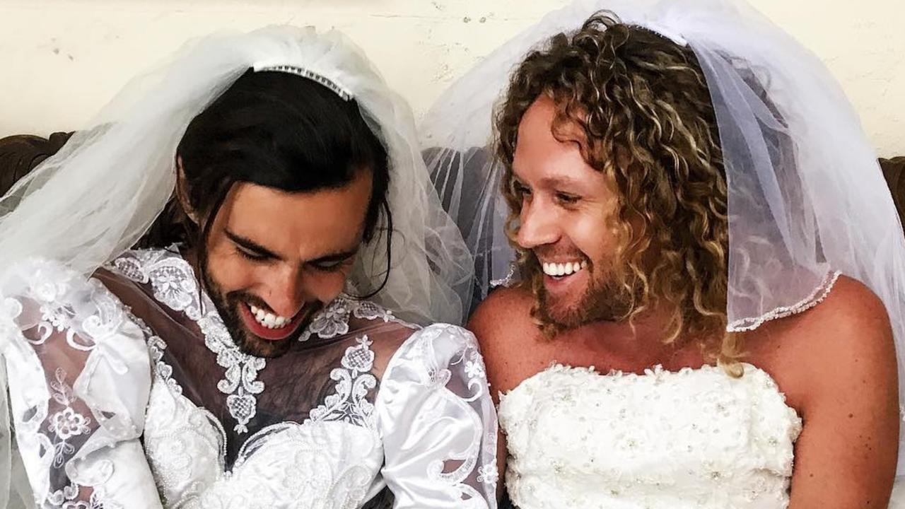 Tim Dormer and Ash Toweel have checked out wedding venues in Byron Bay, nearly two years after their engagement.