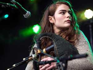 Woodford Folk Festival goes a wee bit Scottish
