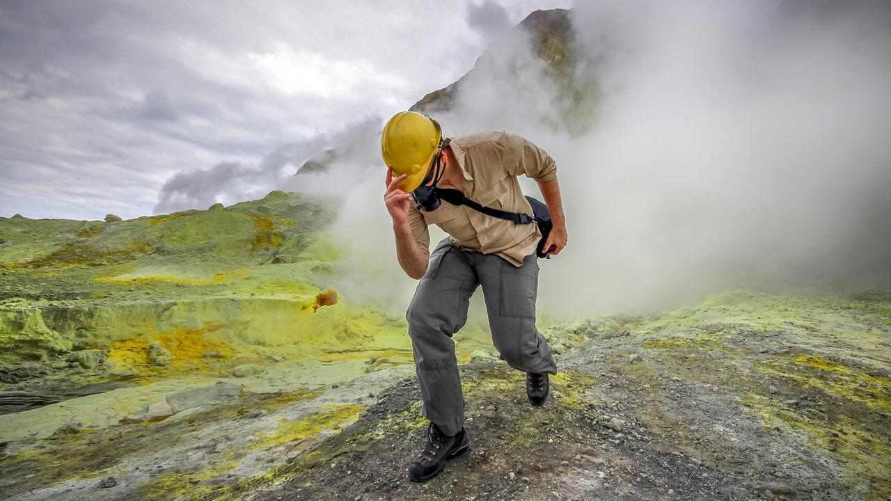 Volcano tourism is a booming industry around the world. Picture: istock
