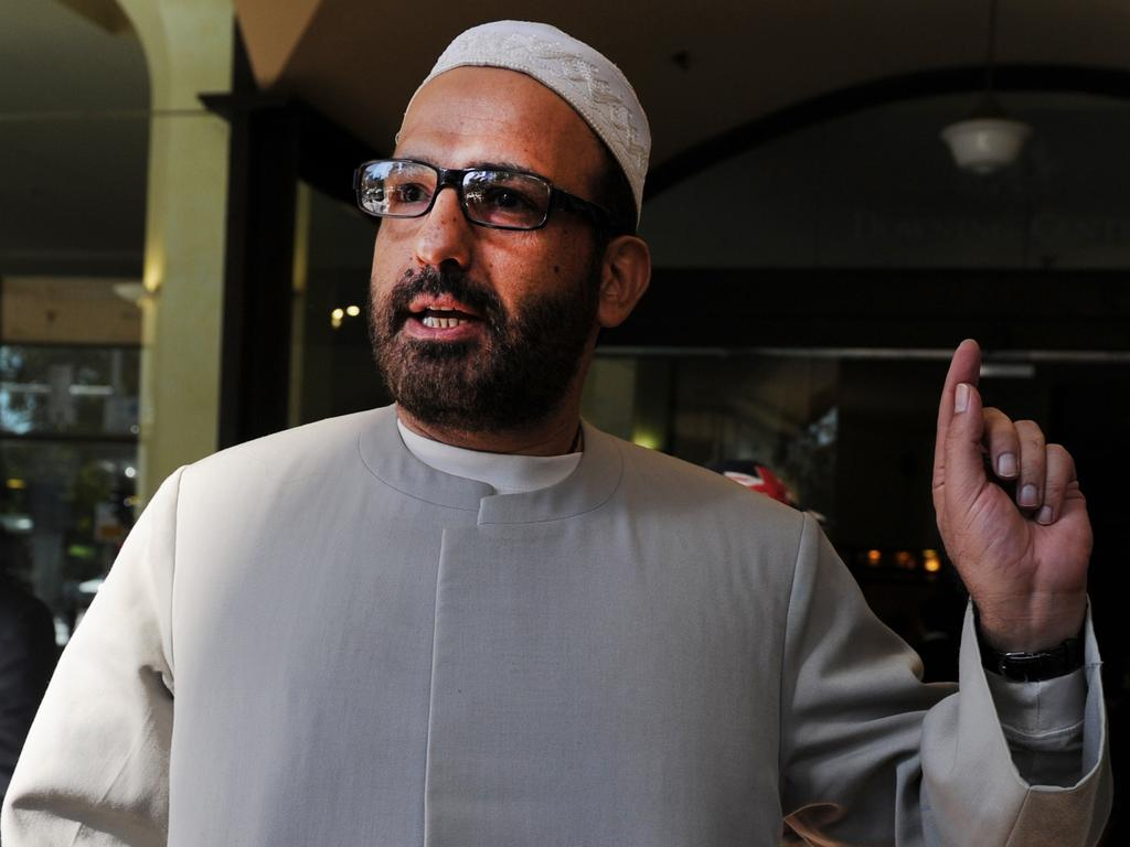 Man Haron Monis had a gun and told the hostages there was a bomb in his bag. Picture: AAP