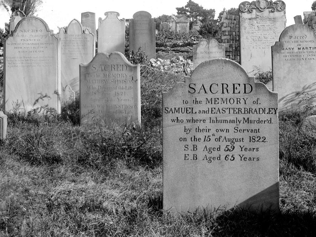 "Samuel Easterbrook was ""inhumanely murdered""."