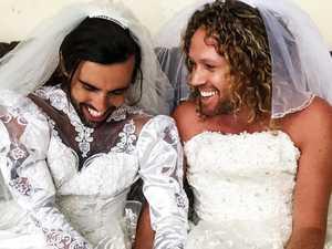 TV star Tim Dormer planning his beach wedding to his partner