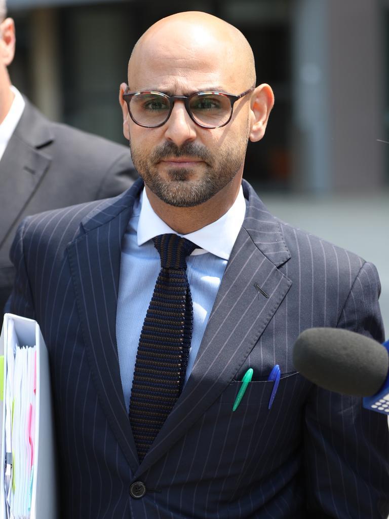 Orkopoulos's lawyer Omar Juweinat.