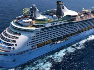 Sick passenger winched from cruise ship off Cap Coast