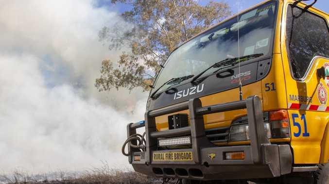 Kumbarilla State Forest bushfire update