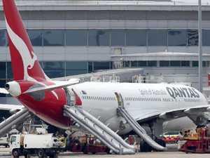 Qantas jet drama: 'Blood gushing out'