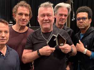 Cold Chisel take top spot after two decades