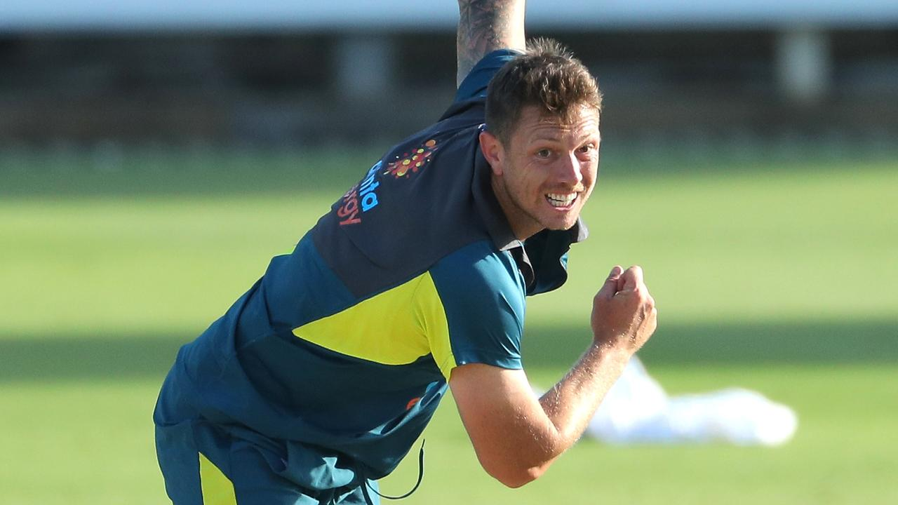 James Pattinson has taken 75 wickets in 19 Tests to date.