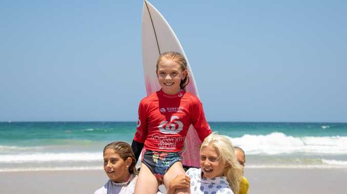Ocea rides a wave of success in surf series