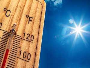 HOT, HOT, HOT: City heats to near record highs