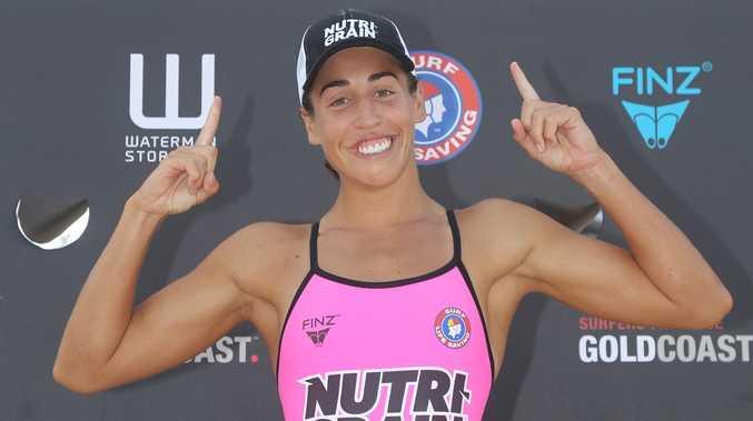 Rogers savours Nutri-Grain ironwoman title success