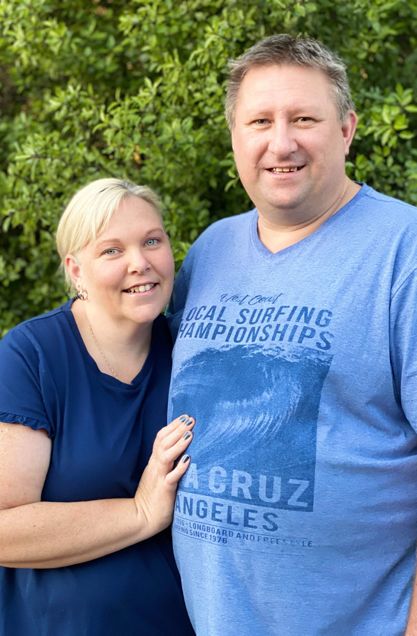 Chris and Nicole Jorgensen are sharing their heartbreaking story in the hope it will help others.
