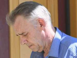 Medal-wearing war vets face accused military fake in court
