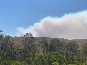 Fireys battling three bushfires in the Gympie region
