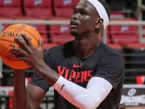 Aussie weapon Matur Maker wows in NBA eye-catcher