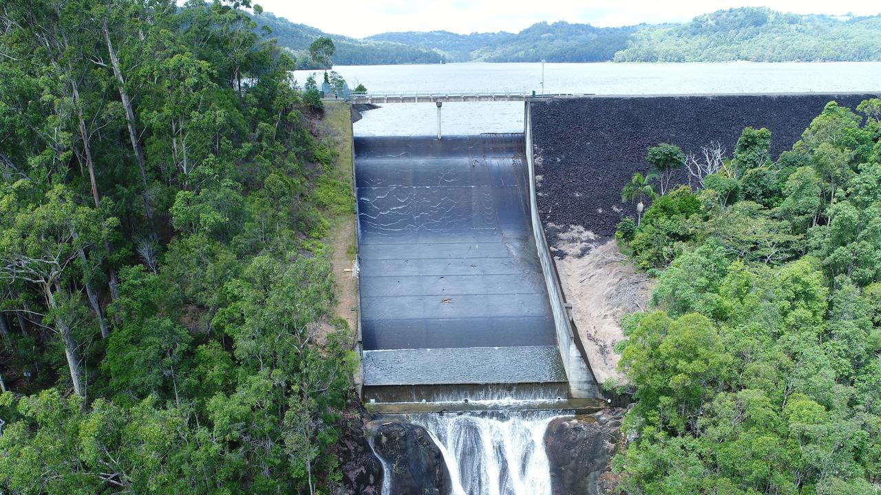 IMPORTANT: Baroon Pocket Dam, the Coast's largest water source, is vital to the region's future.