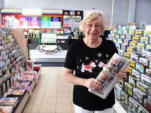 Bundy newsagent set to retire after 40 years in business