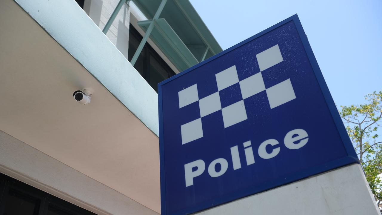 Queensland Police Service. Photo: Zizi Averill