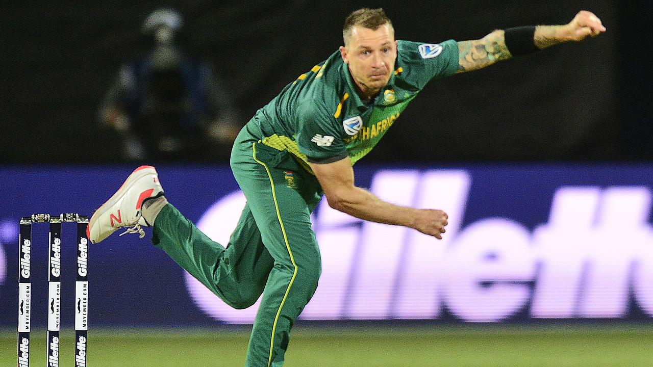 Dale Steyn still has plenty of zip — and that spells bad news for Big Bash batsmen. Picture: AAP