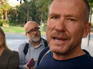 'Prison ship': Furious dad slams volcano tragedy cruise line