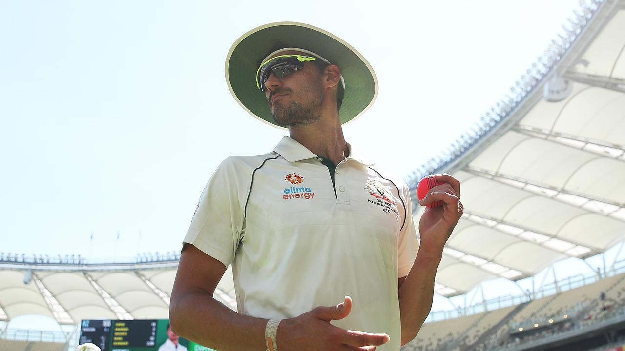 There is no stopping Mitchell Starc this Australian summer. (Photo by Cameron Spencer/Getty Images)