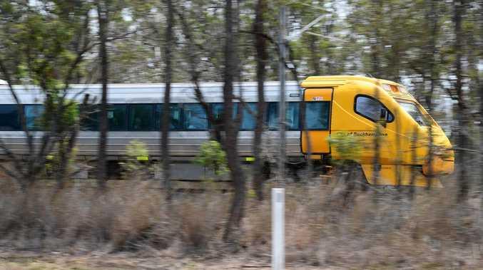 HOT TRACKS: CQ-bound tilt train delayed by heatwave