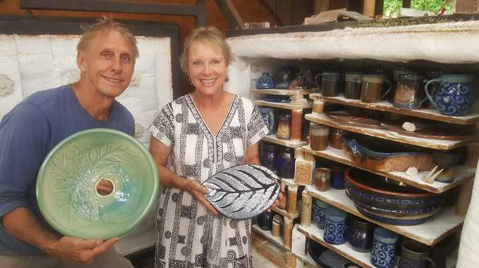 Nob Creek Pottery – a local institution
