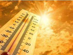 Brace yourself CQ, the summer heat is in full swing