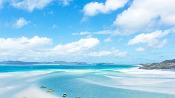 Whitsunday beaches among top 101 in Australia