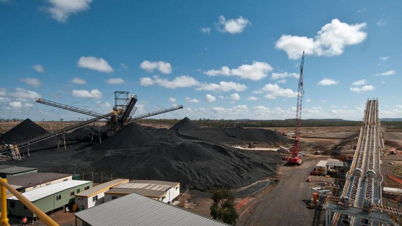 Carborough Downs Mine.