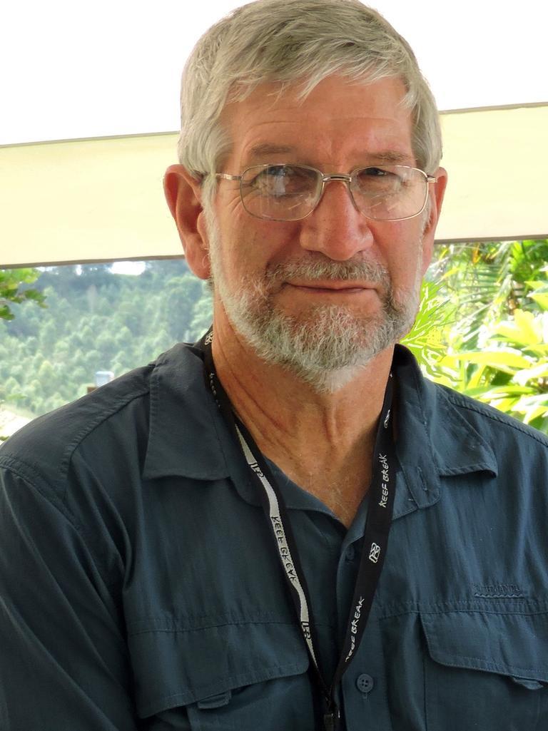 EXPERT: Bribie Island's Ian Bell.
