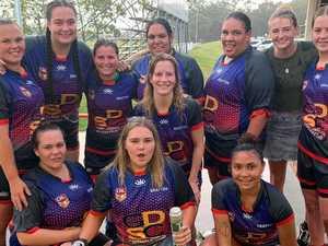 Grafton girls join North Coast Bulldogs tackle squad