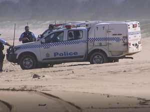 Human remains found on Mid North Coast beach