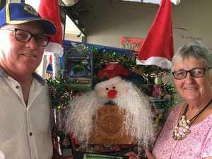 Gayndah Lions kick off Christmas with raffle