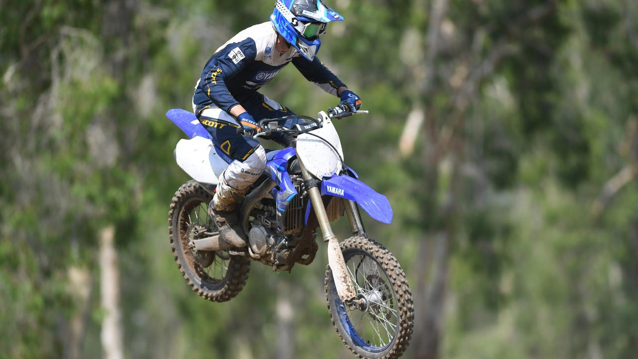 GREAT OPPORTUNITY: Rising star Levi Rogers will join Yamalube Yamaha Racing in 2020. Picture: JANN HOULEY