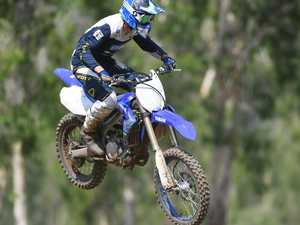 CQ motocross star to join Yamaha Racing