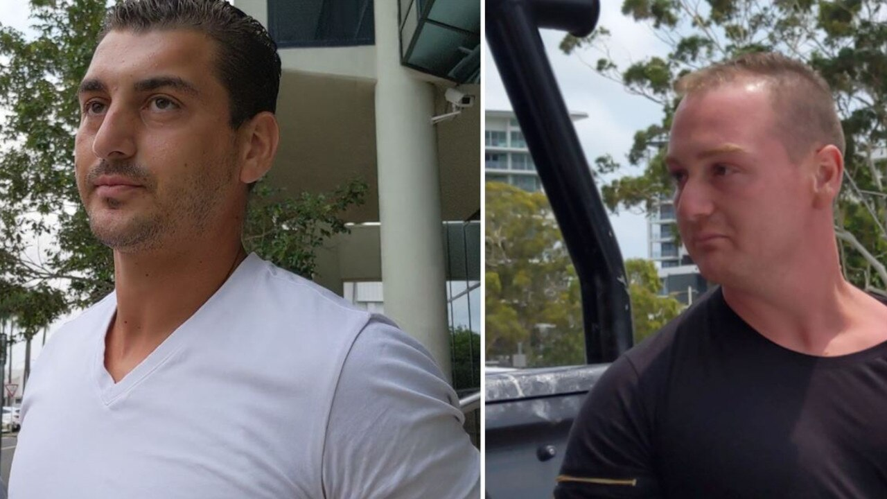 Brothers Charles Jacob Caston and Reenarto Caston were sentenced in Maroochydore Magistrates Court after they scammed elderly people out of almost $70,000.