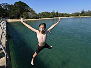 Scorching temps to return in full force after cool relief