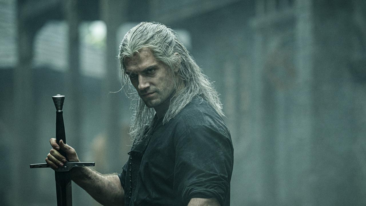 Henry Cavill is Geralt of Rivia. Picture: Katalin Vermes/Netflix via AP