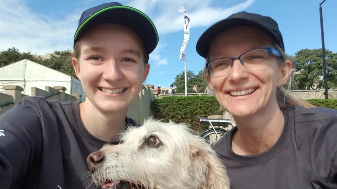 Missing Queensland mother and daughter Julie (right) and Jessica Richards, after the White Island volcano disaster New Zealand – Photo Supplied