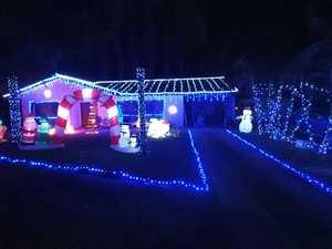 Best Christmas lights across the region
