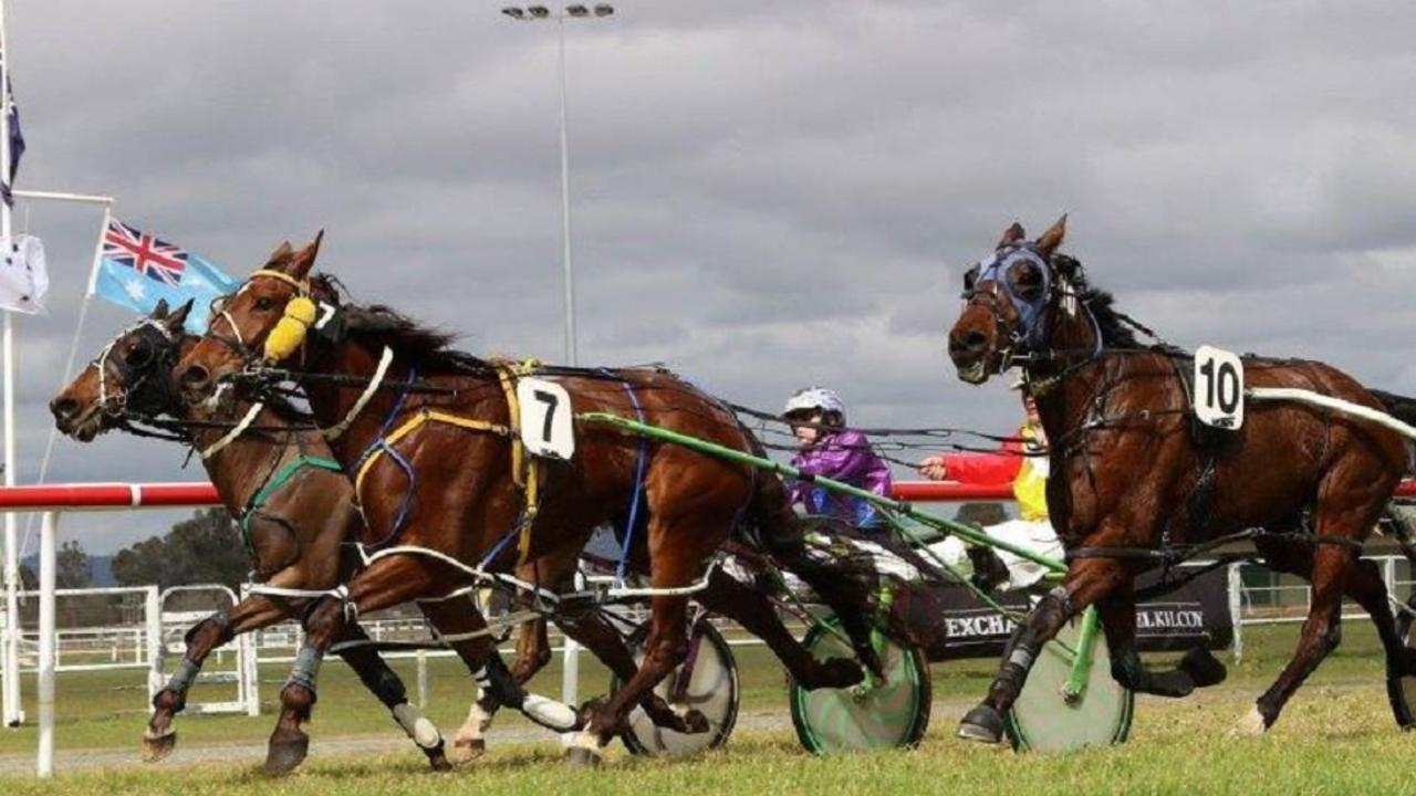 The Kilcoy Christmas Cup features a range of different events.